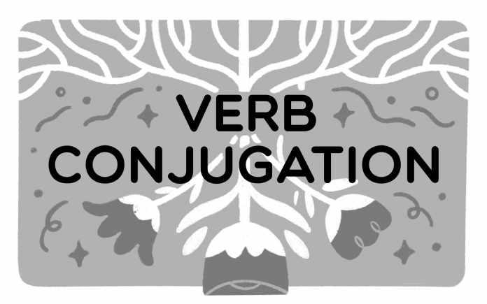 japanese verb conjugation