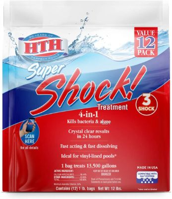 super pool shocks