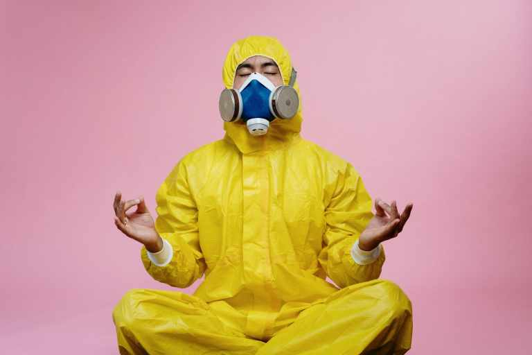 Shortness of Breath Is a Major New Wave COVID Symptom
