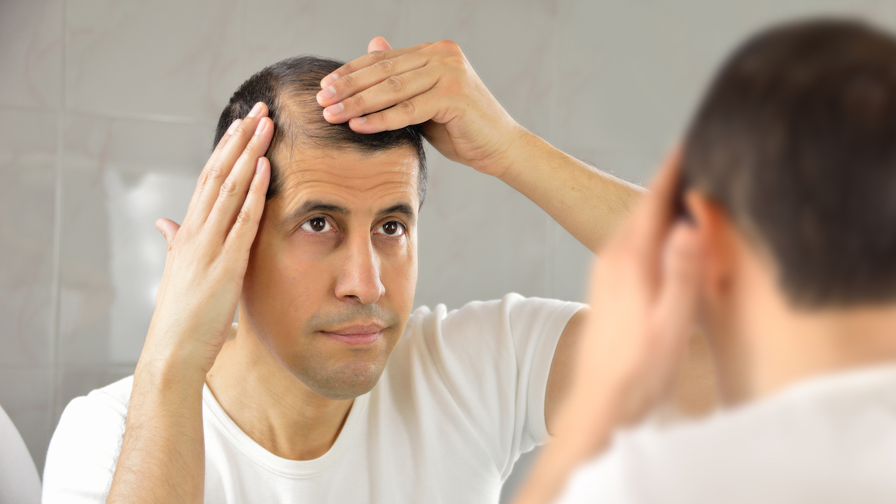 best remedy for hair fall in men