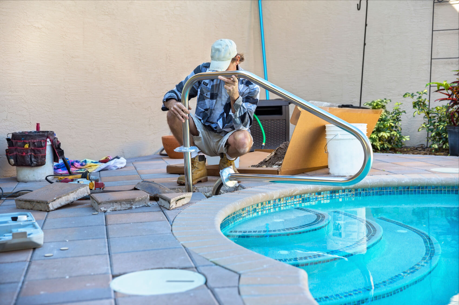 Investing in Pool Equipment
