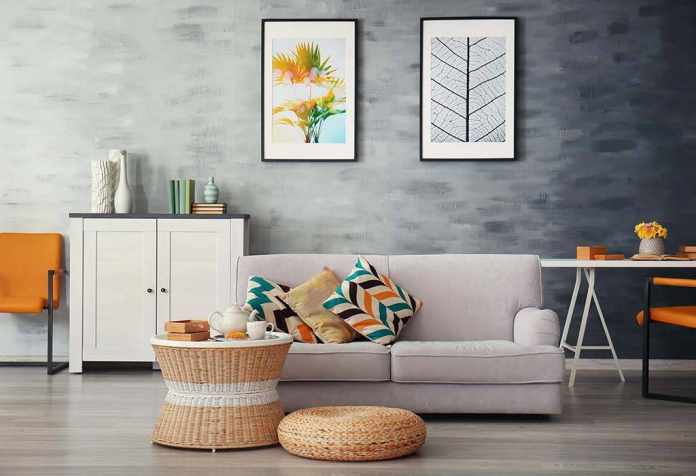 Decorate House With Budget