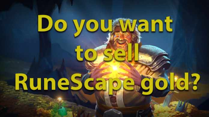 Buying RuneScape Gold